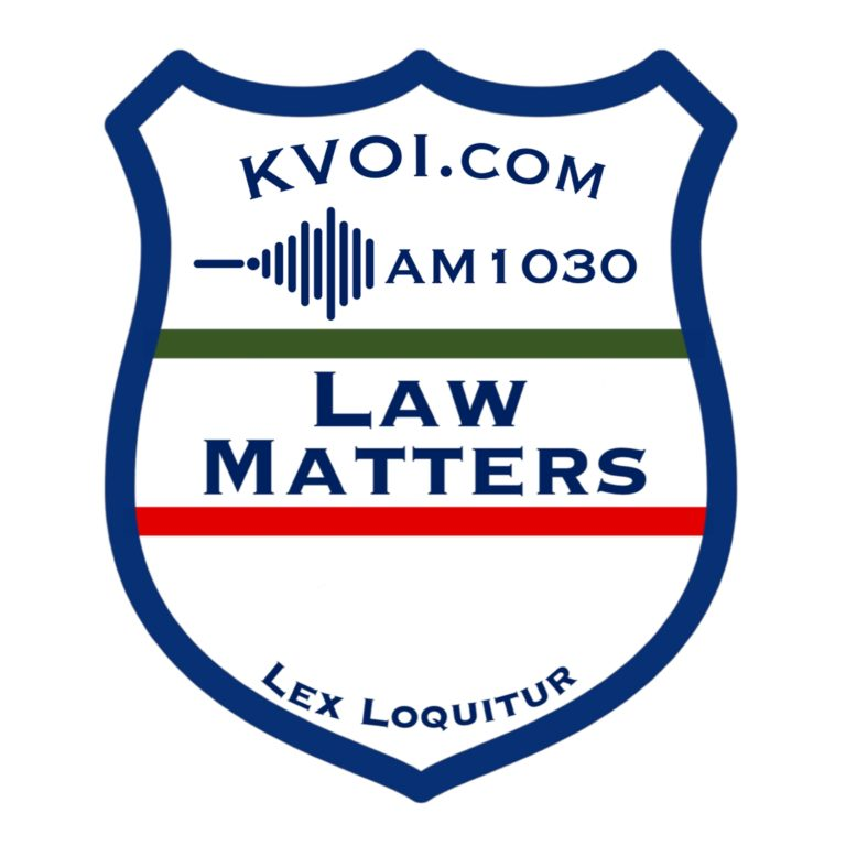 Law Matters
